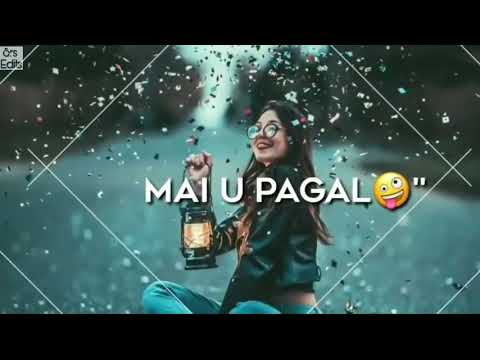 Thoda Aur Female Version Whatsapp Status Video Download|SRS Edits