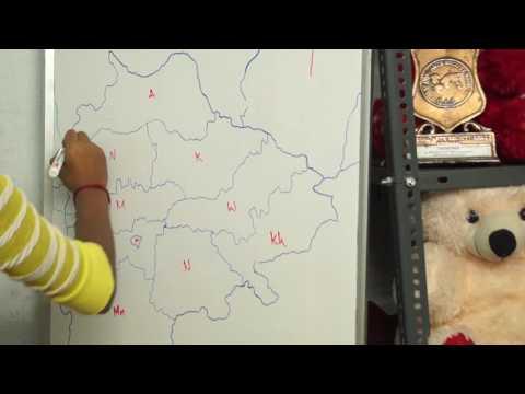 Telangana Geography in Telugu TSPSC Godavari Part 1
