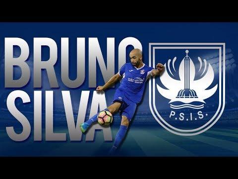 Ini dia!! Pemain Asing PSIS Semarang 2018 |Skills,Highlights&Goals | Bruno Silva