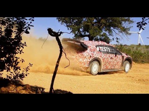 Citroën C3 WRC 2017 Tests