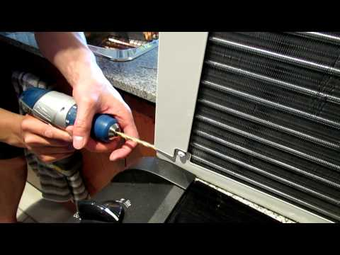 How To Utilize A Window Shaker Air Conditioner Without A Window - Range Hood Air Conditioner