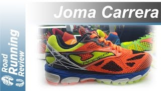 Joma Carrera Review