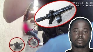 Body Cam 5 Officer Involved Shooting Pasadena Police May 27 2019