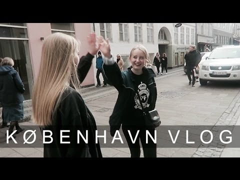 EN DAG I KØBENHAVN | Byen, Kaufmann cup finale, restaurant