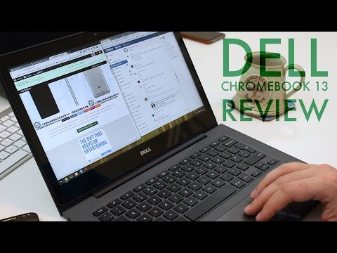 Review: Dell Chromebook 13 (2015) is probably the best Chromebook around, but it's not cheap [Video]