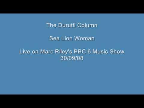 The Durutti Column - Sea Line Woman (Live On Marc Riley's BBC 6 Music Show 30/09/08)