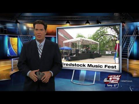 WATCH: SAC students organize annual Fredstock Music Festival