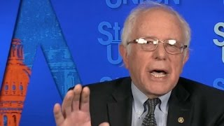 Bernie Sanders issues warning about Syria
