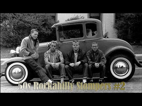 50s Rockabilly Stompers#2