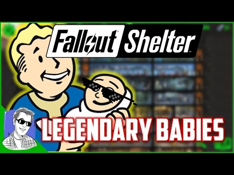 Fallout Shelter How To Breed Legendary Babies