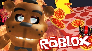 ANIMATRONIC DEATHRUN || ROBLOX FNAF DEATHRUN (Five Nights at Freddys)