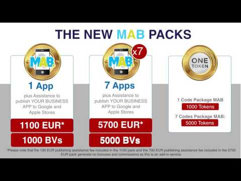 OneCoin/OneLife Merchant App Builder Presentation, Why is it important, and how to get started!