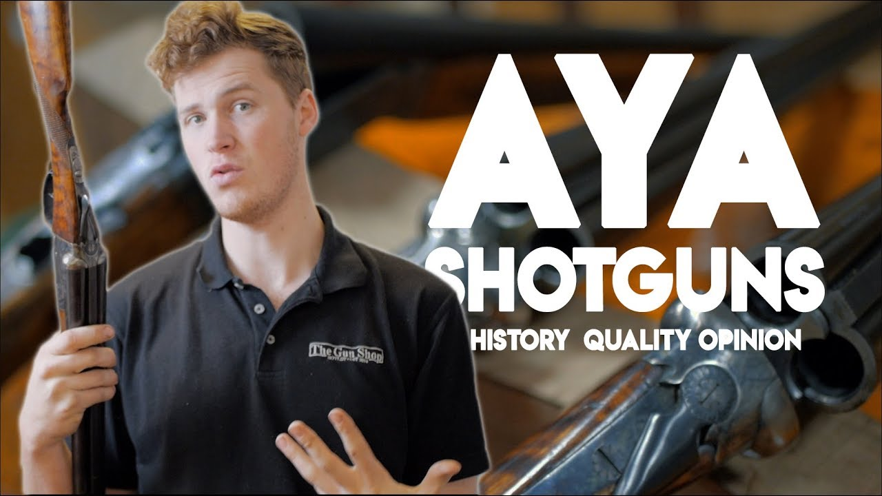 Everything You Need to Know About AYA Shotguns