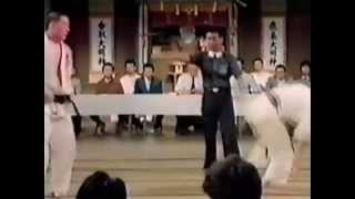 A brief look at Shokei Matsui