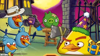 Angry Birds Fight! - Haunted Island 5-7 Gameplay Part 32