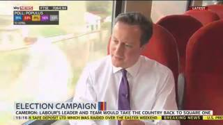 "Prime Minister David Cameron On Ed Miliband: ""I Don"