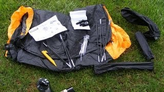 Eureka Solitaire Tent : Setup - The Outdoor Gear Review