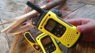 SDS | walkie talkie | Motorola TLKR T92 H2O PMR