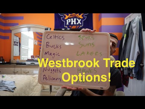 12 POSSIBLE TRADE OFFERS for Russell Westbrook!