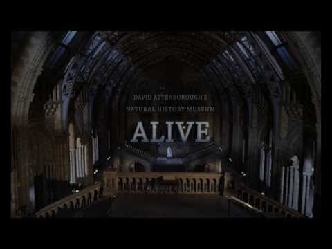 David Attenborough's Natural History Museum Alive Trailer