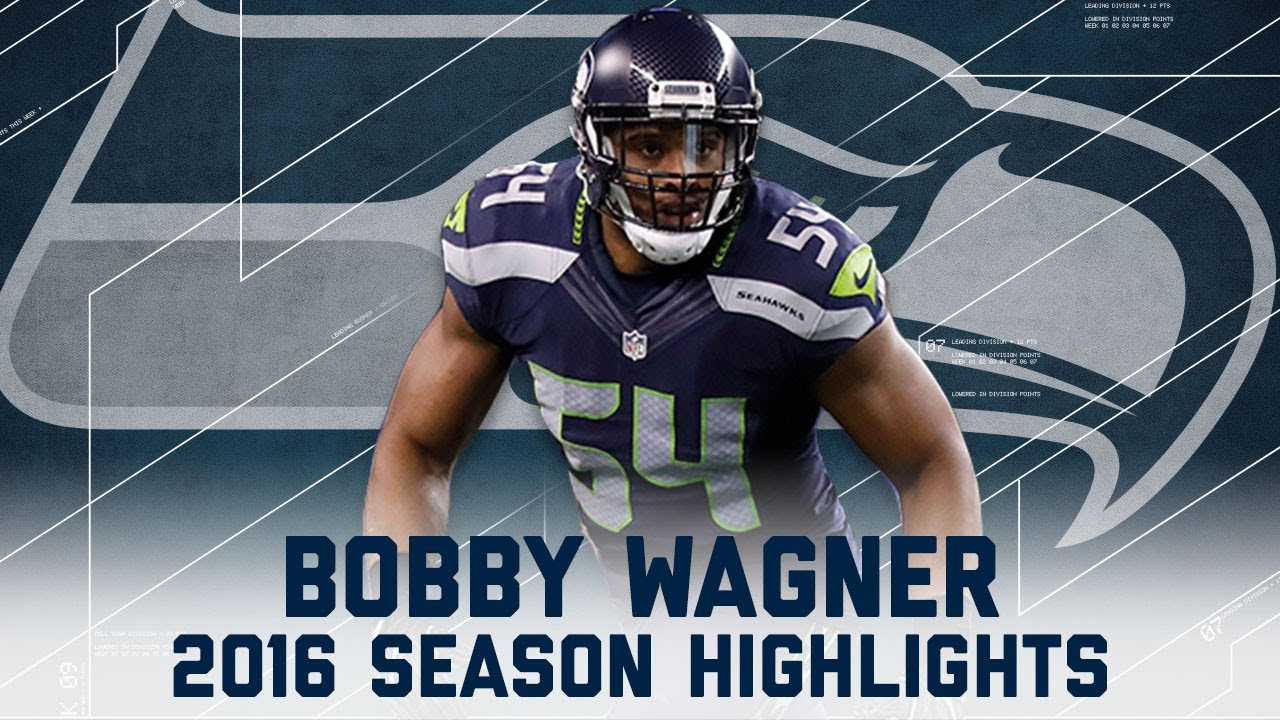 Bobby Wagner s Best Highlights from the 2016 Season