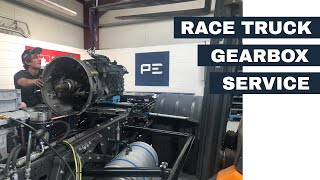 Race Truck Gearbox Service