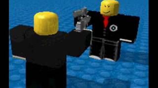 Roblox-Rox James Bond Music Video (for contest)