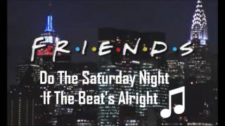 Do the Saturday Night If the Beat