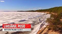 Livojärvi Posiolla 7.6.2017, DJI Phantom 3 Advanced
