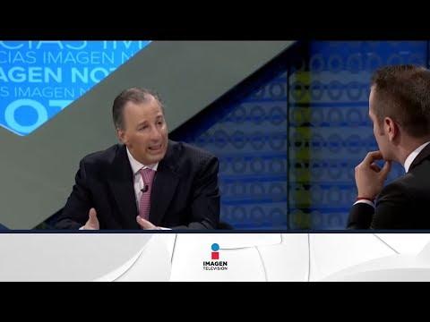 """Entrevista con el Secretario de Hacienda sobre el """"gasolinazo"""""""