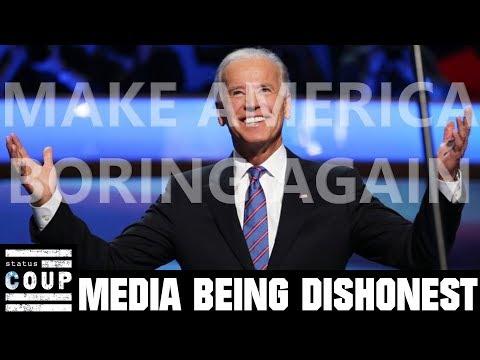 "MSNBC Offers Winning Slogan for Joe Biden Campaign: ""Make America Boring Again"""