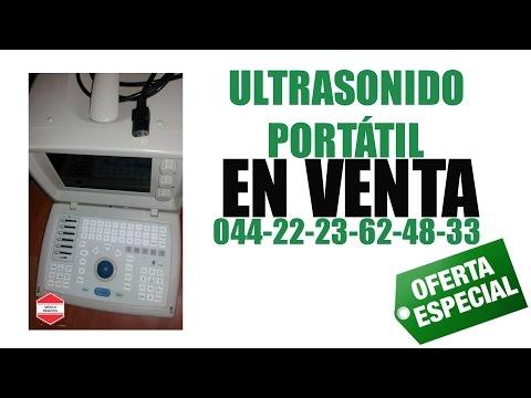 equipo de ultrasonido portatil precio- VENTA SEGUNDA MANO