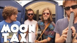Moon Taxi performs their Bonnaroo theme song