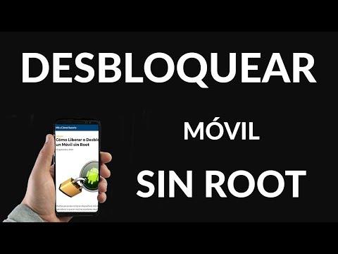 Cómo Liberar o Desbloquear un Móvil sin Root