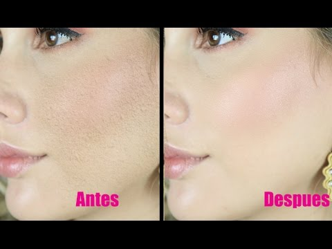 Tips para efecto porcelana con maquillaje youtube - Como se aplica el microcemento paso a paso ...