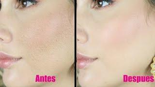 Tips para efecto porcelana con maquillaje
