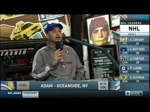 Boomer and Carton - CRAIG vs Adam in Oceanside, NY - What's Carton's first Name?