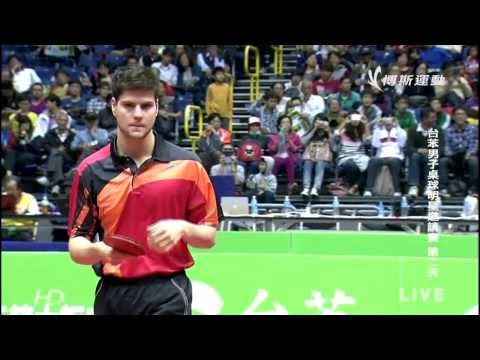 2014 Tai Ben Invitational: Ovtcharov Dimitrij - Persson Jorgen [HD] [Full Match/Chinese]