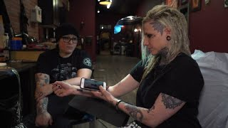 Sound tattoos, a new wave in the US