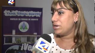 Empresa Vama Termal Guaviyú gestionará moteles de las te