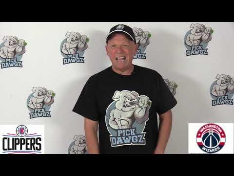 Los Angeles Clippers vs Washington Wizards 12/8/19 Free NBA Pick and Prediction NBA Betting Tips