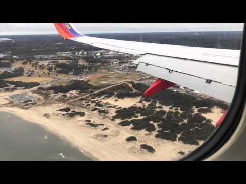 Landing In Norfolk, VA ORF (Long Edition)