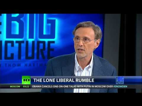 Full Show 8/7/13: We're All Being Poisoned by Deregulated Capitalism