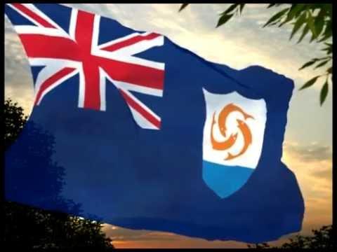 Anguilla* / Anguila* (GB) (Flag / Bandera)
