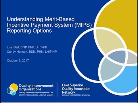 Understanding Merit-Based Incentive Payment System (MIPS) Reporting Options