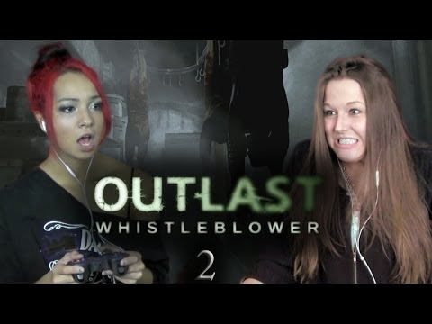 THE NEW HUNGER GAMES?  |  Girls Play  |  Outlast: Whistleblower  |
