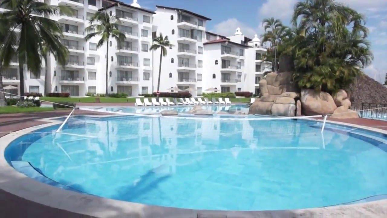 Vamar Vallarta Marina Amp Beach Resort Youtube