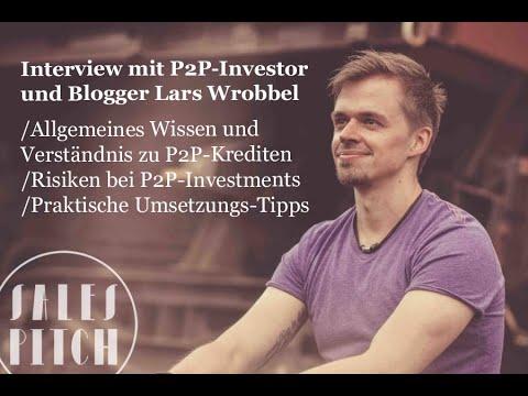 Interview mit P2P-Investor und Finanz-Blogger Lars Wrobbel