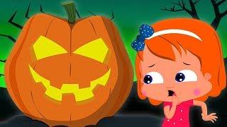 Джек о фонарь   детские песни   Хэллоуин песни для детей   Jack O Lantern   Umi Uzi Russia