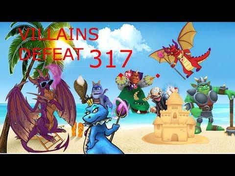 Villains Defeat 317
